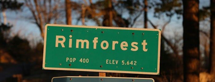 City of Rimforest is one of Amyさんのお気に入りスポット.