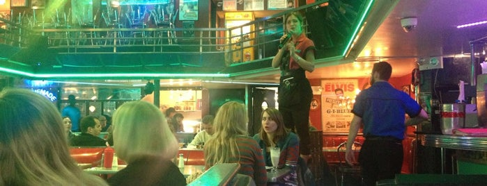 Ellen's Stardust Diner is one of NYC Visitor Recommendations.