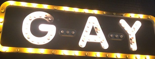 G-A-Y Late is one of LDN (Aug'14).