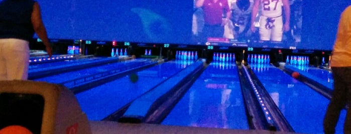 AMF College Park Lanes is one of to go.