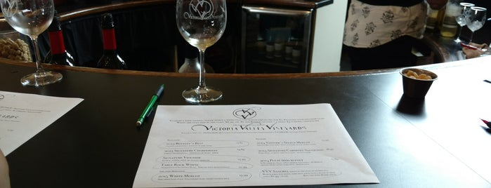 Victoria Valley Vineyards is one of Best Places to Check out in United States Pt 1.