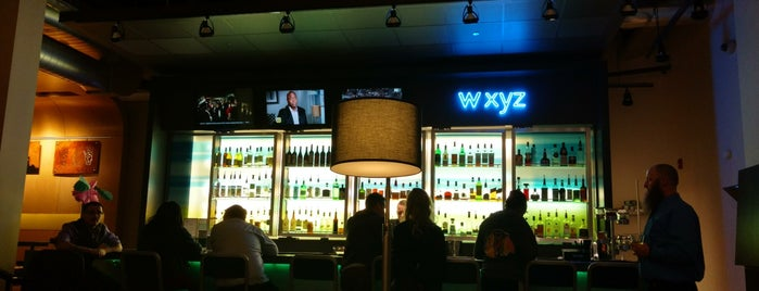 WXYZ Lounge is one of Wisconsin Favorites: bars/food.