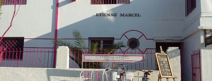 Etienne Marcel is one of Lugares favoritos de Antonia.