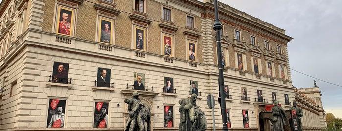 Semmelweis Orvostörténeti Múzeum is one of Budapest.