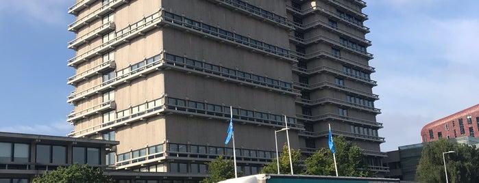 Vrije Universiteit Amsterdam is one of Lieux qui ont plu à Vincent.