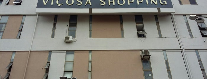 Viçosa Shopping is one of Viçosa.