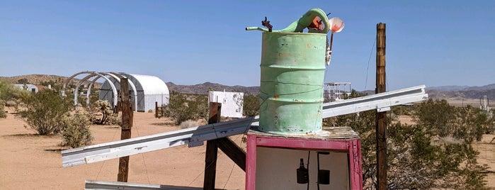 Noah Purifoy Outdoor Desert Museum is one of Joshua Tree.