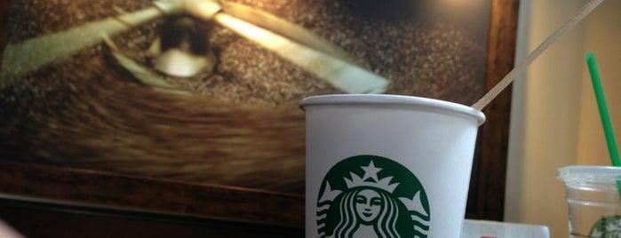 Starbucks is one of Comidinhas de Sampa ♥.