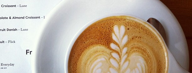 Everyday Coffee is one of Eat, Drink Melbourne.