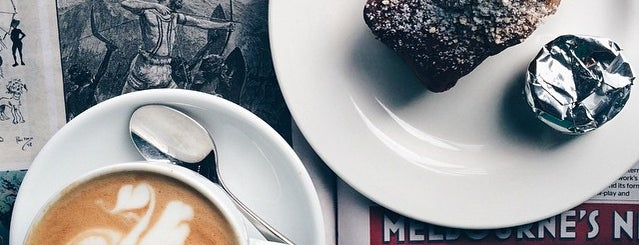 Dead Man Espresso is one of Eat, Drink Melbourne.
