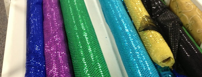 G Street Fabrics is one of B'more-Washington metro.
