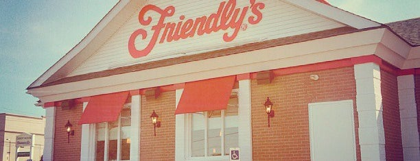 Friendly's is one of Delicious Food.