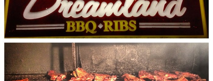 Dreamland BBQ is one of ATL.