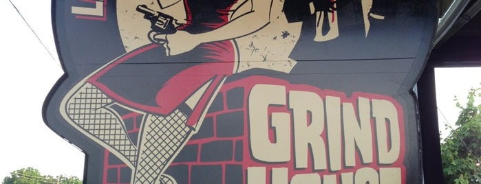 Grindhouse Killer Burgers is one of Atlanta.
