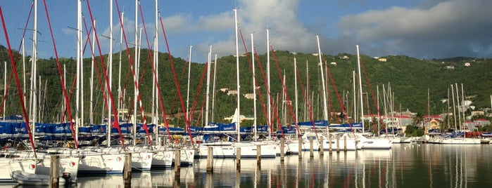 The Moorings, Tortola is one of saint thomas trip.