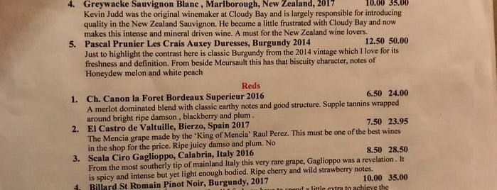 64 Wine is one of Dublin.