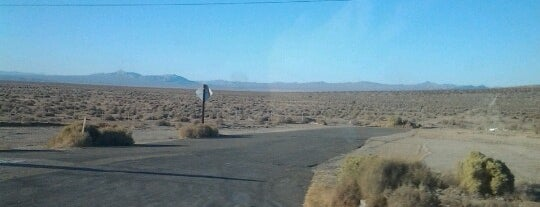 in the middle of nowhere between LV & SF is one of MFD.