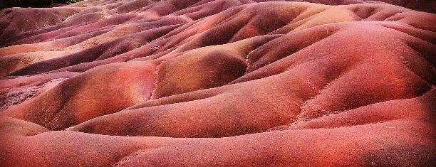 Terres de Couleurs (Coloured Earths) is one of أماكن جميلة حول العالم.