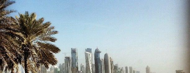 Corniche is one of أماكن جميلة حول العالم.