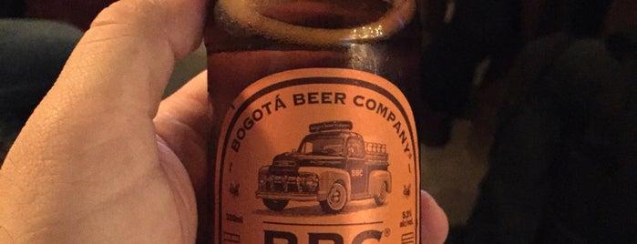 Bogotá Beer Company - La Bodega is one of ColombiaSept.