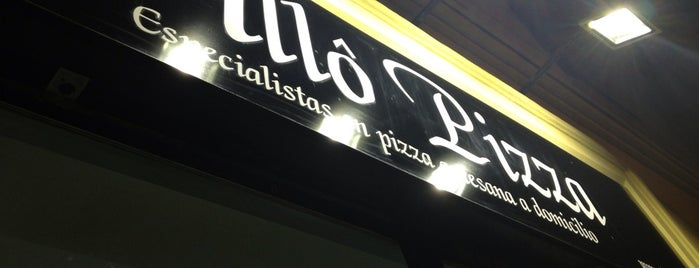 Allô Pizza is one of Madrid.