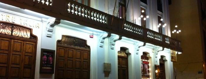 Teatre Talia is one of Lieux qui ont plu à Surfero.