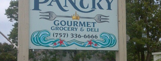 Poseidon's Pantry Gourmet Grocery & Deli is one of Virginia.