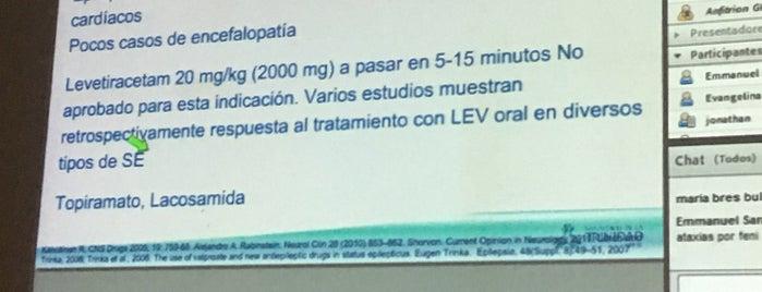 Sociedad Neurologica Argentina is one of Orte, die Sole gefallen.
