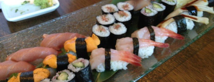 Masa Sushi & Grill is one of Orte, die Tom gefallen.