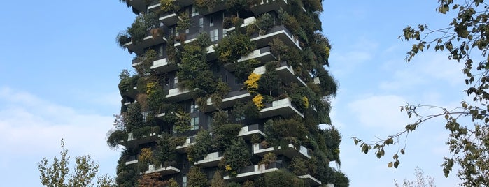 Bosco Verticale is one of Italien.