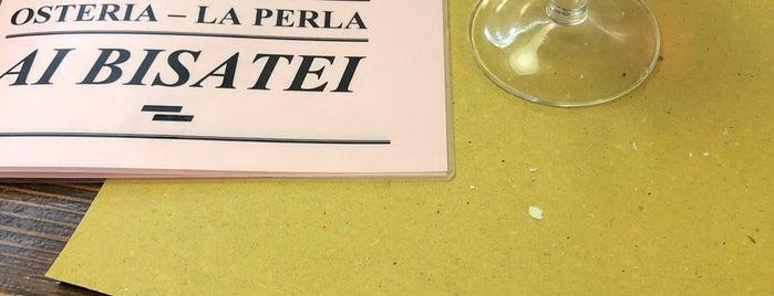 Osteria Bisatei is one of Venezia.