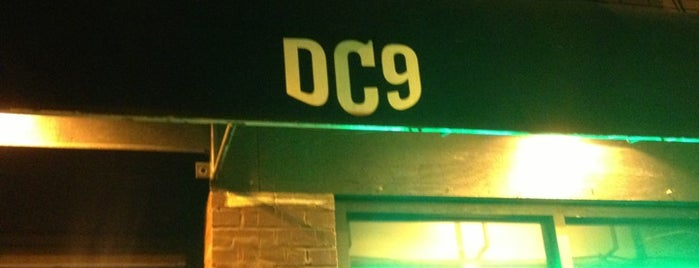 DC9 is one of DC Bucket List 2.