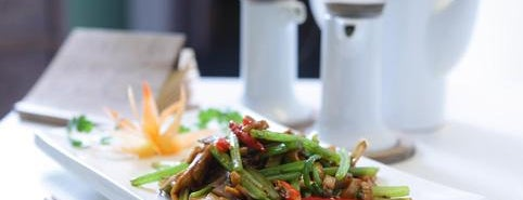 Veg Inn is one of Shanghai's 101 Must-Try Dishes.