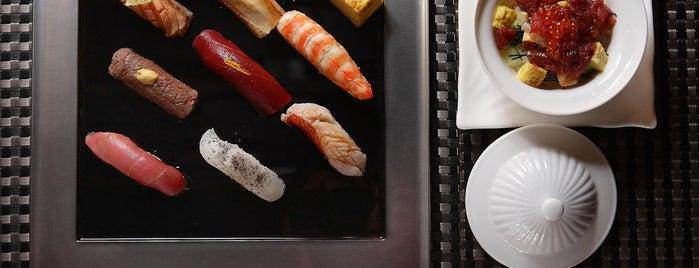 Tsukiji Aozora Sandaime is one of Adventures in Shanghai.
