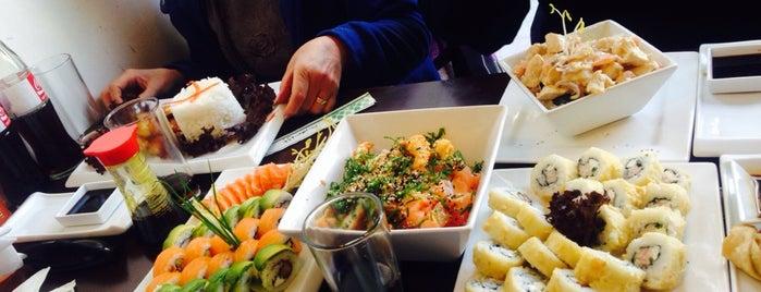 Yamato Sushi is one of Posti che sono piaciuti a Janeth.