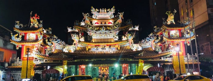 Songshan Ciyou Temple is one of Taipei.
