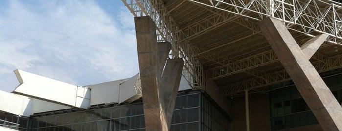 Centro de Convenciones SLP is one of Rocio'nun Beğendiği Mekanlar.