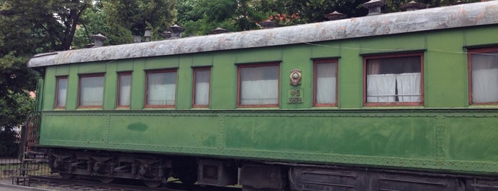 Stalin's Train | სტალინის მატარებელი is one of Lugares favoritos de Michael.