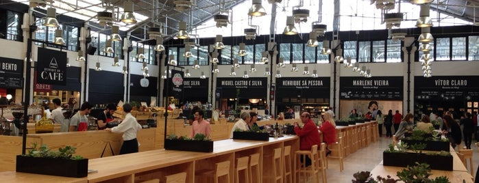 Mercado da Ribeira is one of The Real Hotwives of Lisbon.