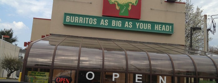 La Bamba Mexican Restaurant is one of Louisville.