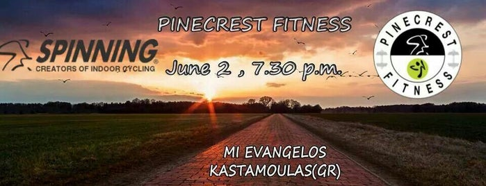 Pinecrest Fitness (new location) is one of Lorenaさんのお気に入りスポット.