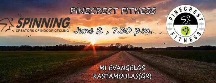 Pinecrest Fitness (new location) is one of Locais curtidos por Lorena.
