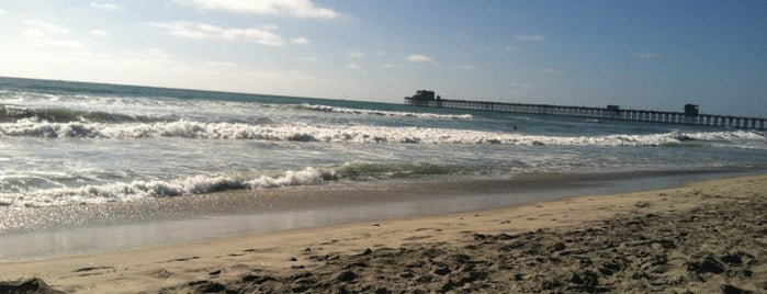 Oceanside Beach is one of USA Trip 2013 - The West.