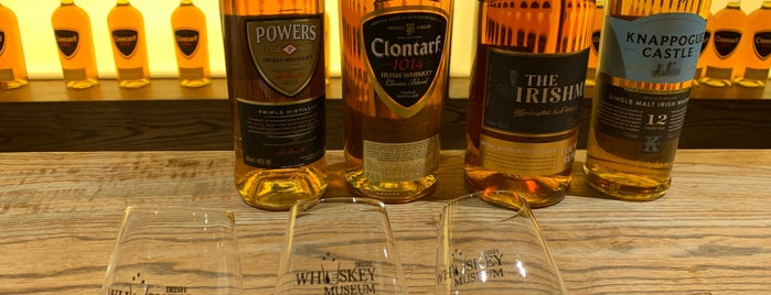 Irish Whiskey Museum is one of To-visit in Ireland.