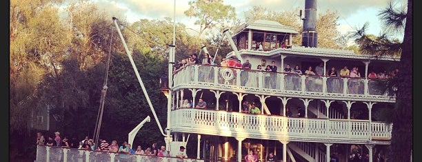 Liberty Square Riverboat is one of Posti che sono piaciuti a Carl.