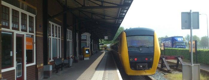 Station Kampen is one of Friesland & Overijssel.
