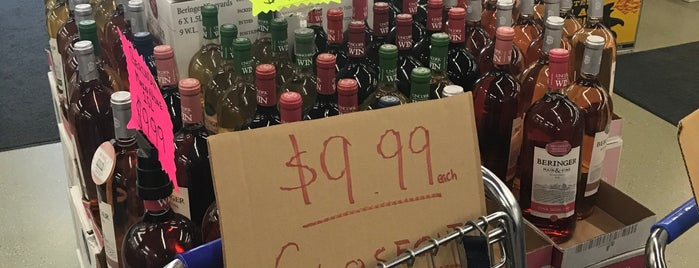 Outlet Liquor is one of Interesting.