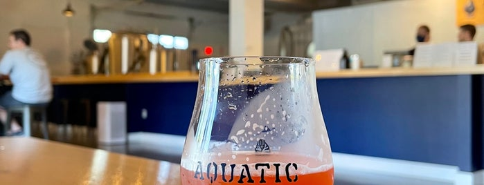 Aquatic Brewing is one of The Cape's Armpit.
