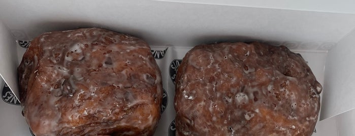 Kane's Donuts is one of boston.