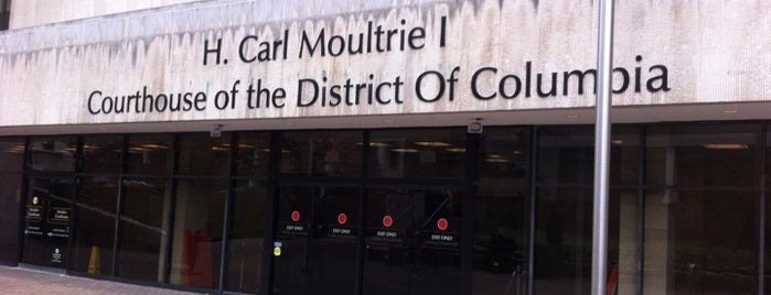 H. Carl Moultrie I Superior Courthouse is one of Tom'un Beğendiği Mekanlar.